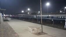 Railway Station Square Bus Stop amravati