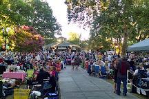 Healdsburg Plaza, Healdsburg, United States