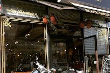 Black Sheep Barber Shop, Budapest, Hungary