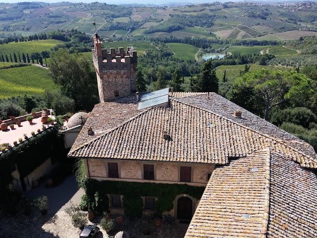 Conte Ferdinando Guicciardini Castello Di Poppiano