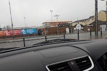 Kinsley Greyhound Stadium, Pontefract, United Kingdom