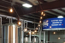 Sleeping Giant Brewing Company, Thunder Bay, Canada