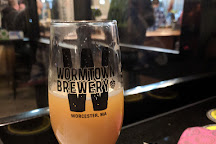 Wormtown Brewery, Worcester, United States