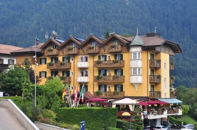 Alexander Hotel - Alpine Wellness Dolomites