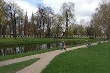 Branicki Palace, Bialystok, Poland