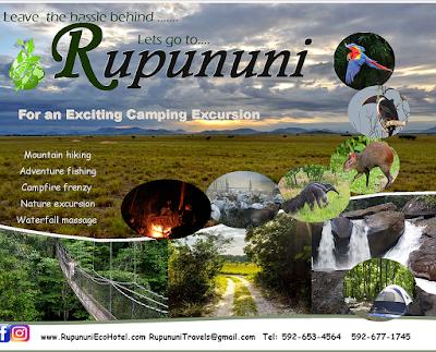 Resultado de imagem para região do Rupununi,