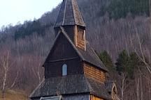 Urnes Stave Church, Sogn og Fjordane, Norway