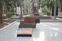 Alley of Honor, Baku, Azerbaijan