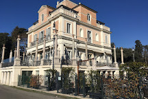 Terrazza del Pincio, Rome, Italy