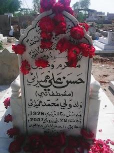 Mazar Aqdas Hazrat Hassan Ali Hamirani Mustafai Rahmatullah Aleh hyderabad