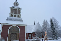 Overtornea Kyrka, Overtornea, Sweden