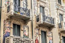 Casa Galimberti e Casa Guazzoni, Milan, Italy