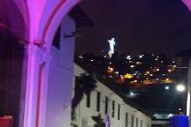 Arco de la Reina, Quito, Ecuador