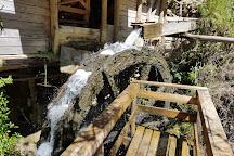 Molino de agua, Pichilemu, Chile