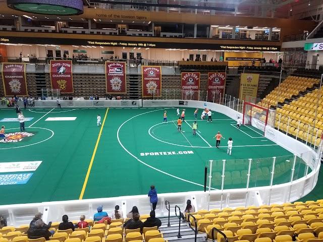 SECU Arena Towson Maryland