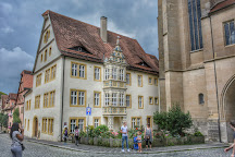 St. Jacob's Church (St. Jakobskirche), Rothenburg, Germany