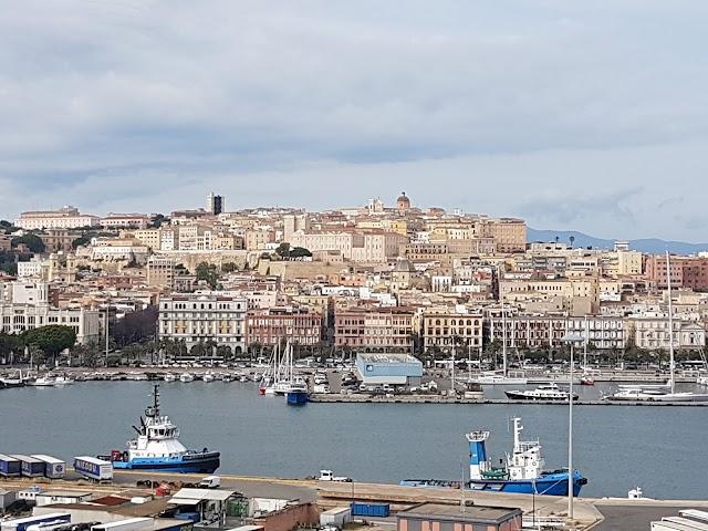 Cagliari Cruise Port