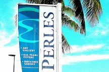 Eva Perles Pearl Buying, Maharepa, French Polynesia