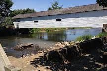 Elizabethton Covered Bridge, Elizabethton, United States