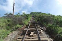 Koko Crater Railway Trail, Honolulu, United States