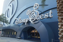 DisneyQuest Indoor Interactive Theme Park, Orlando, United States