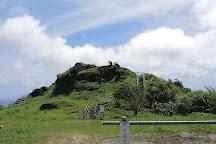 Uegusukujo Castle Ruin, Kumejima-cho, Japan