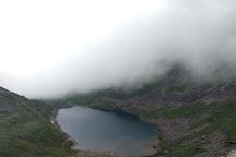 Vasuki Tal Mountain Lake, Kedarnath, India