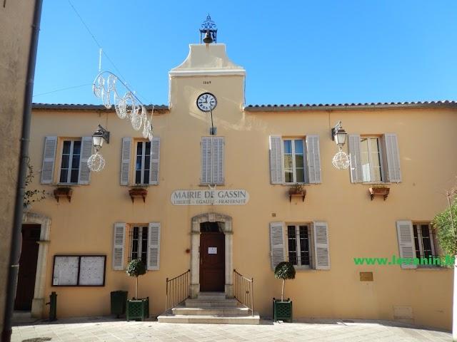 Mairie de Gassin