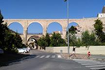 Acueducto Viaducto de los Arcos, Teruel, Spain