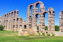 Acueducto de los Milagros, Merida, Spain