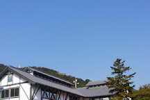 Naruto City Kagawa Toyohiko Memorial Hall, Naruto, Japan