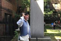 Boston Town Crier - Tours of Freedom Trail, Boston, United States
