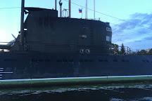 The submarine