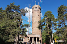 Pyynikki Park and Observation Tower, Tampere, Finland