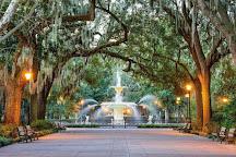 Forsyth Park, Savannah, United States