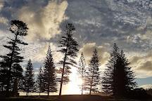 Emily Bay, Norfolk Island, Australia