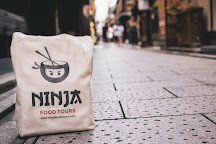 Ninja Food Tours, Shinjuku, Japan