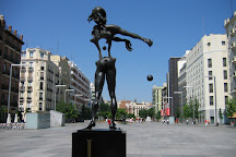 Dolmen de Dali, Madrid, Spain