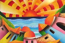 Riviera Art Gallery, Playa del Carmen, Mexico