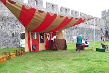 Pembroke Castle, Pembroke, United Kingdom