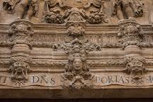La iglesia de Monti-sion, Palma de Mallorca, Spain