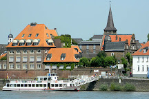Kaiserswerth, Dusseldorf, Germany