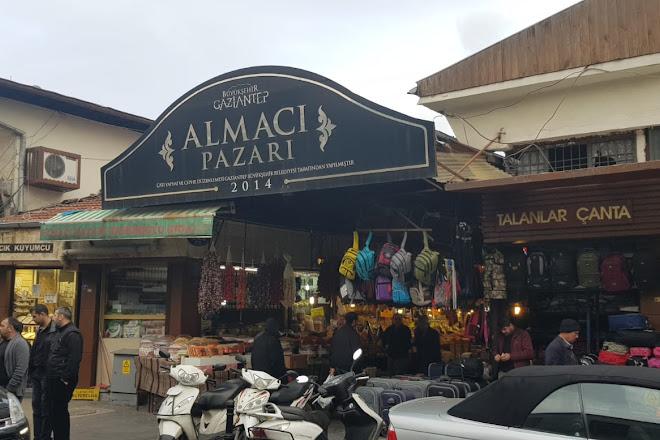 Elmaci Pazari, Gaziantep, Turkey