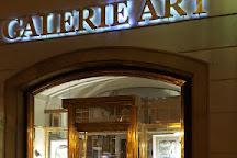 D-Art Galerie, Prague, Czech Republic