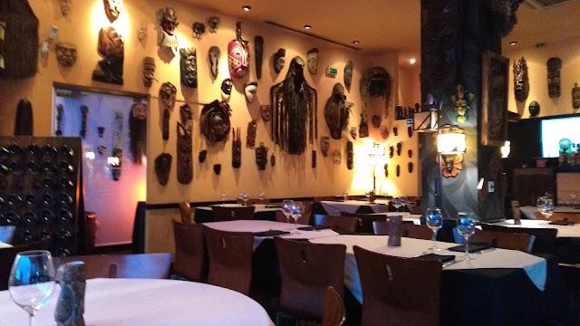 A Mascara Fondue Restaurante
