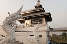 Metta Buddharam Temple, Bodh Gaya, India
