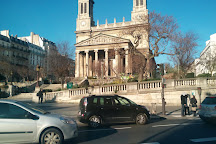 Eglise Saint-Vincent-de-Paul, Paris, France