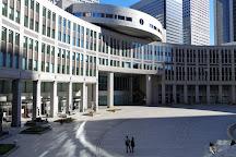 Tokyo Metropolitan Government Buildings, Shinjuku, Japan