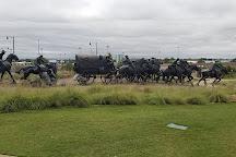 Centennial Land Run Monument, Oklahoma City, United States
