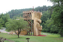 Foxfire Mountain Adventure Park, Sevierville, United States